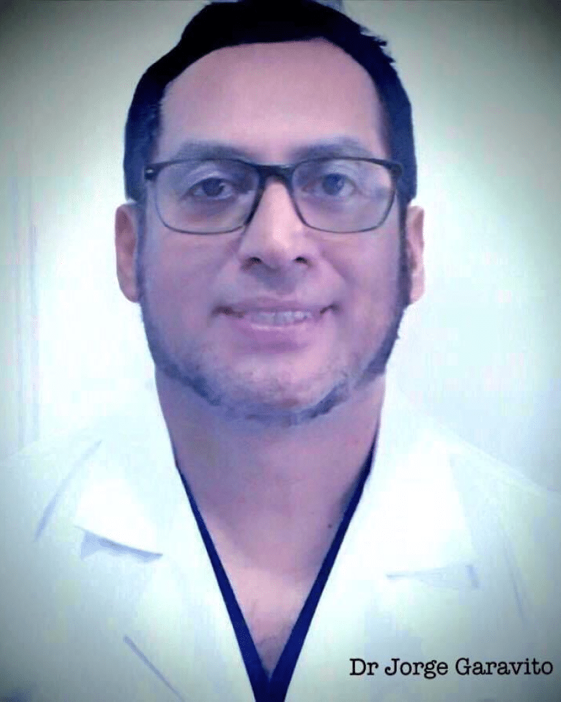 Dr. Jorge Luis Garavito Rentería