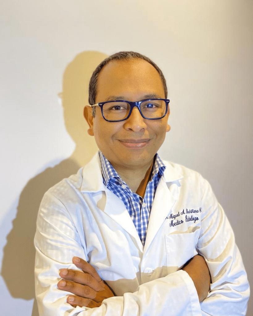 Dr. Miguel Ángel Bedriñana Gómez