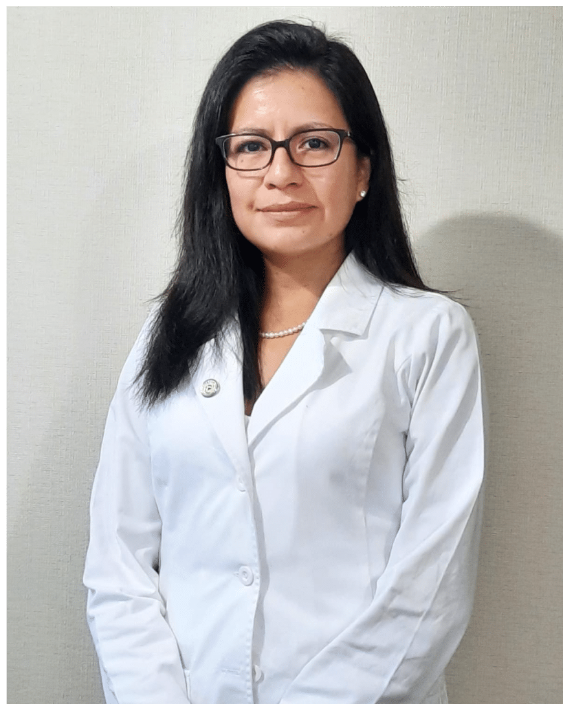 Dra. Kriss Del Rocío Rodríguez Romero