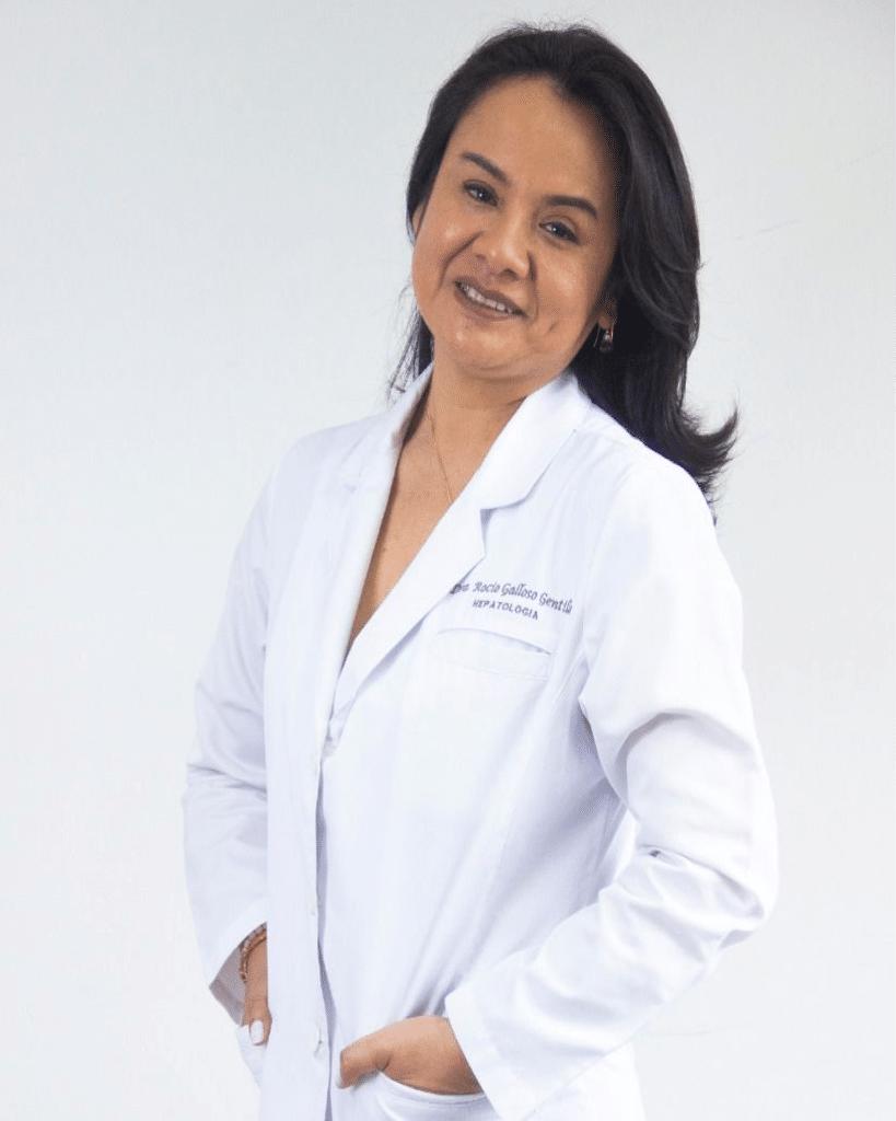 Dra. Rocío Esther Galloso Gentille